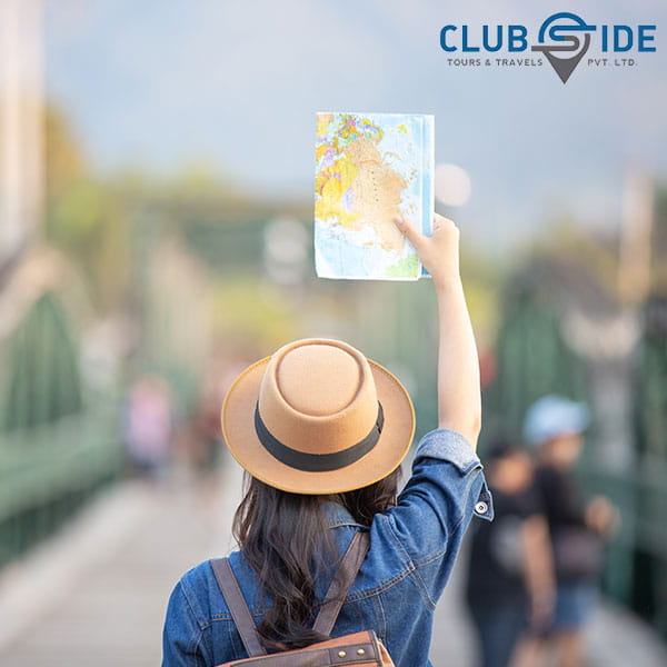 Clubisde Travel Website Designing