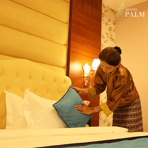 Hotel Palm web design