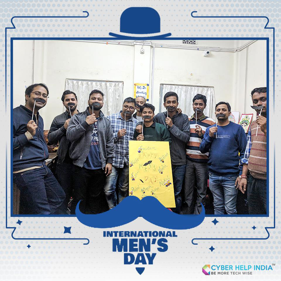 International Mens Day 2018 Celebration